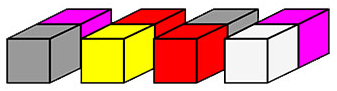 Four Bricks